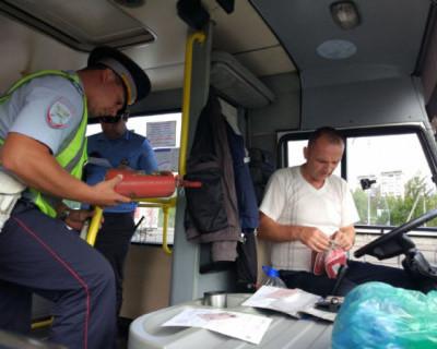 В Севастополе выявлено 31 нарушение водителей автобусов