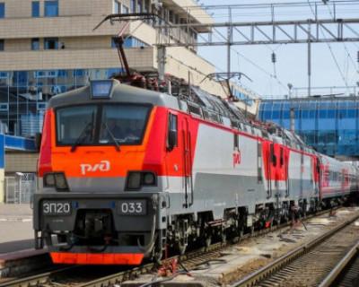 В октябре станет известно, когда по Крымскому мосту проедет первый поезд
