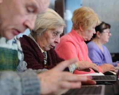 Что ищут российские пенсионеры в Интернете