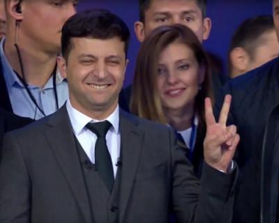 Кортеж Зеленского поразил украинцев (ВИДЕО)