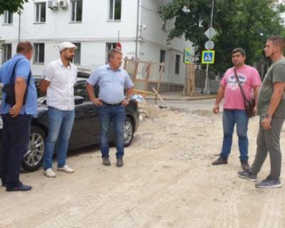Проект ремонта подпорной стены на Советской будет усовершенствован