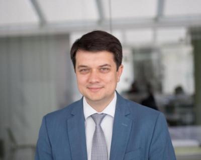 Глава украинского парламента анонсировал большой форум по проблеме Донбасса