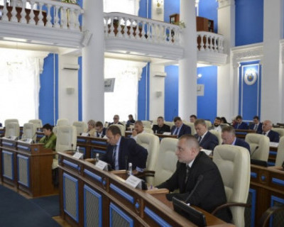 Заксобрание Севастополя утвердило новую команду Михаила Развожаева
