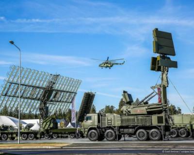 Небо Крыма под надежной защитой