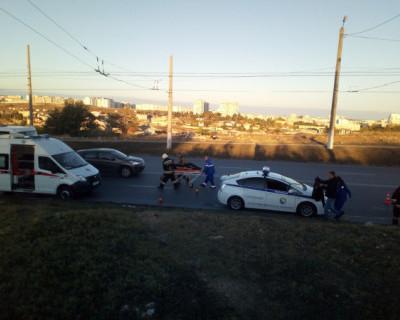 ДТП в районе «Студгородка» парализовало весь Гагаринский район Севастополя