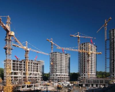 В Крыму активно продолжается строительство жилья