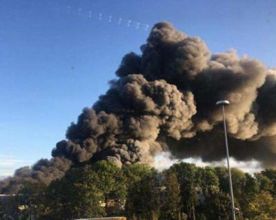 В Австрии прогремел взрыв у аэропорта (ВИДЕО)
