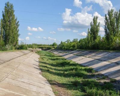 Зеленский не даст воду Крыму