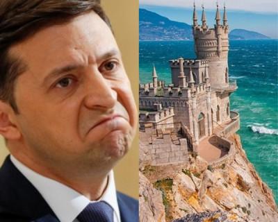 Зеленский раскритиковал прошлое Крыма
