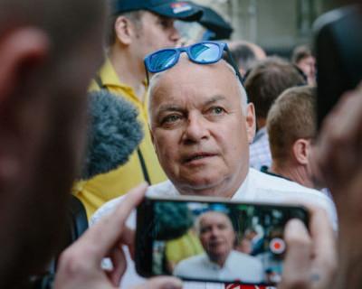 Архитектор крымской виллы телеведущего Дмитрия Киселева подаст ещё несколько исков в размере до 5 млн рублей