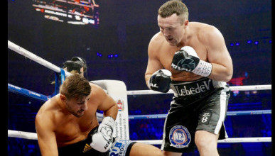 Один из самых титулованных профессиональных боксеров мира - Денис Лебедев - поделится опытом с севастопольскими единоборцами