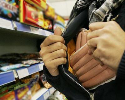 Сотрудники Росгвардии поймали в Севастополе магазинного воришку