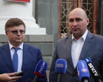 Правительство Севастополя внесло в Заксобрание проект бюджета