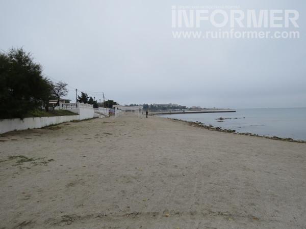 пляж Севастополь