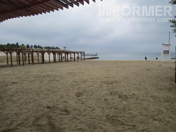 можно ли купаться на Песочном пляже в Севастополе