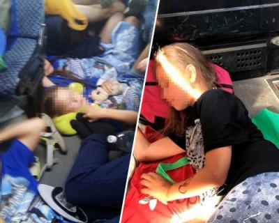 В Челябинске возбудили уголовное дело за ненадлежащую перевозку детей из Крыма