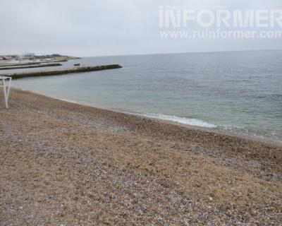 Севастопольские пляжи после курортного сезона 2019 года