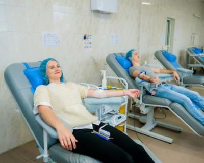 В Севастополе усилят службу крови