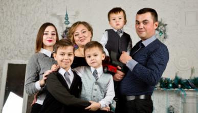Севастопольская семья принимает участие во Всероссийском фотоконкурсе