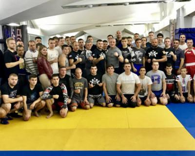Один из самых сильнейших боксёров мира Денис Лебедев. «Миссия чемпиона» в Севастополе (ФОТО, ВИДЕО)