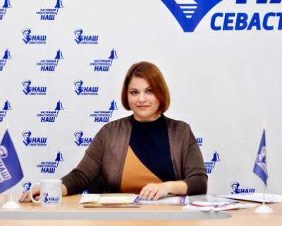 Ольга Дронова: «Развожаев с первого дня демонстрирует уважение к городу и севастопольцам»