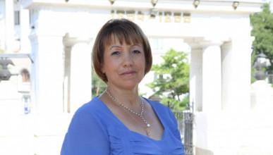 Нина Прудникова: мы - севастопольцы готовы помогать и быть рядом с губернатором Севастополя