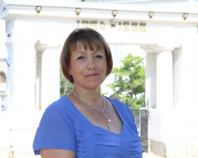 Нина Прудникова: «Севастопольцы готовы помогать и быть рядом с губернатором»