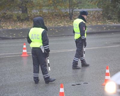 Автомобиль службы протокола премьер-министра Дмитрия Медведева сбил пешехода