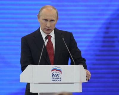 Чем больше Запад давит, тем выше рейтинг Владимира Путина!