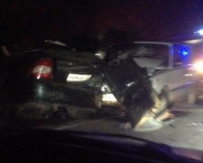 Два человека погибли и пять ранены в кровавом ДТП в Крыму