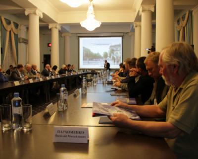 В Севастополе обсуждают реконструкцию улицы Большая Морская
