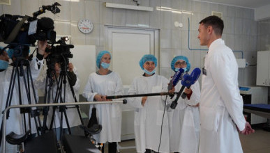 В Севастополе делают уникальные операции без шрамов
