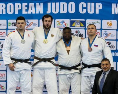 Севастопольский дзюдоист стал призером Кубка Европы
