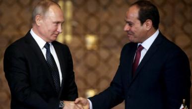 Президент Египта оделся как Путин