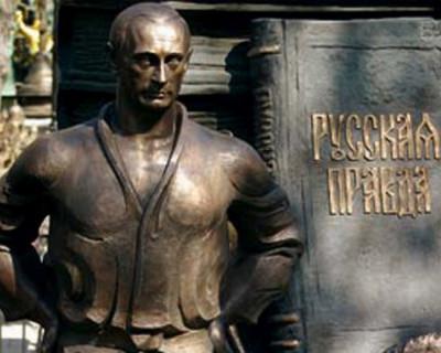 В Крыму должен быть памятник Владимиру Путину!