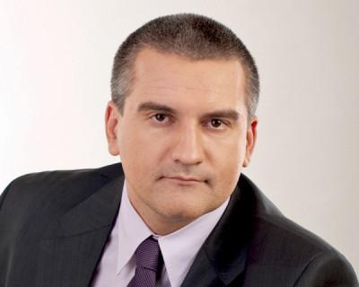 Глава Крыма Сергей Аксенов вступил в партию «Единая Россия»