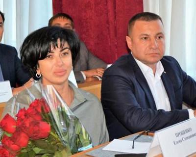 Елена Проценко избрана главой Симферополя