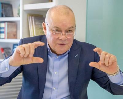 Журналист Дмитрий Киселёв стал главным виноделом в России
