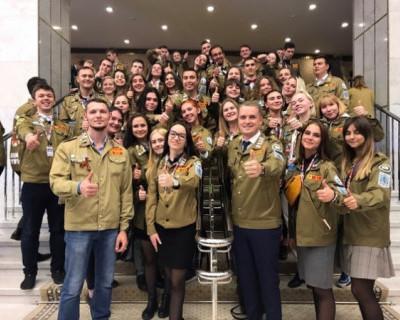 46 лучших студентов Севастополя приняли участие в юбилейном Всероссийском слете!