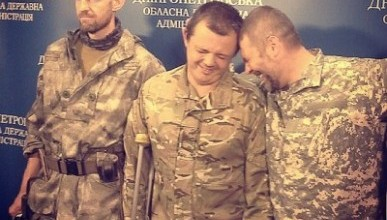 Семенченко в балаклаве скрывал свое заболевание гидроцефалией!