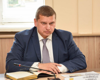 Главой Евпатории избран Роман Тихончук