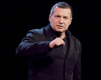 На ТНТ высмеяли Владимира Соловьёва