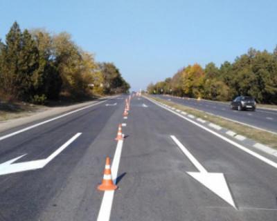 В Севастополе продолжают реконструировать дороги