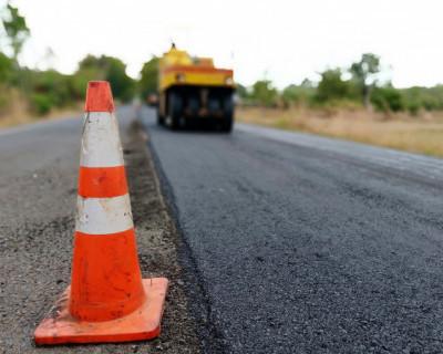 Внимание! Ремонт дороги в Севастополе