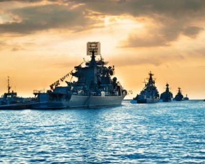 Для флота РФ строят не имеющие аналогов в мире военные корабли