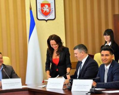 В Крыму подписаны первые договоры финансирования между банком и застройщиками