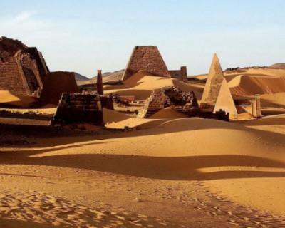 В песках Сахары нашли следы древней цивилизации
