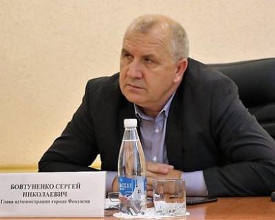 Сергей Бовтуненко избран главой Феодосии