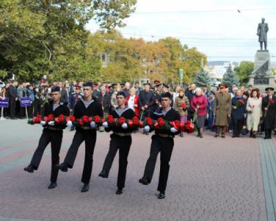 В Севастополе отметили годовщину со дня начала второй обороны города
