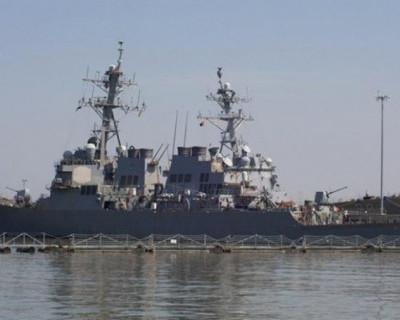 8 февраля, в Черное море войдет ракетный эсминец военно-морских сил США